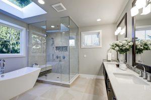 betonlook badkamertegels